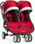karta: Kočík Baby Jogger City Mini Double - Crimson
